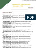 Relación de normas ISO (Dic 1999).pdf