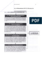 Recolección y Ordenamiento de la Información