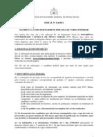 Edital Portador 22013