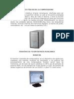 Partes Fisicas de La Computadora