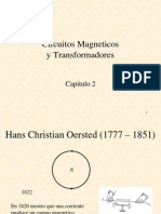Circuitos Magneticos &Transformadores