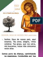 20130303 - 3° Domingo da Quaresma - Apresentação.pdf
