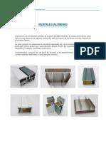 Perfiles Carpinteria Aluminio Construccion Ventanas Puertas Estructuras Fachadas Ligeras Pulido Anodizado PVDF