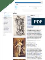Ángeles - Enciclopedia Católica
