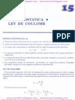 Cap_1_electrotatica - Ley de Coulomb