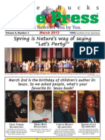 Upper Bucks Free Press • March 2013 edition