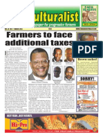 The Agriculturalist newspaper March 2013