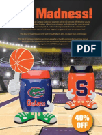 March Madness - Scentsy