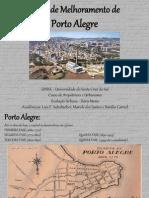Plano de Melhoramento de Porto Alegre - Mariele, Luis e Natália
