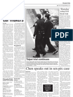 Wednesday 25 February 2009 Shanghai Daily A2 TOP NEWS