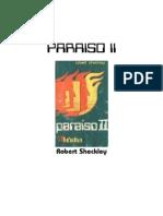 Sheckley, Robert - Paraiso II