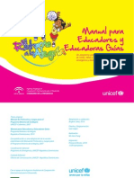 Manual Para Educadoras Guias