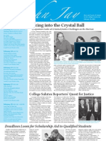 @ John Jay College Newsletter (February 18, 2009)