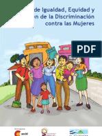 Ley de Igualdad Equidad y Erradicacion de La Discriminacion Contra Las Mujeres-Version Popular_web