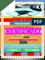 (Blanca Conde)Certificado de Promocion (2do Nivel)