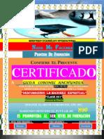 (Gilda)Certificado de Promocion (2do Nivel) (Gilda)