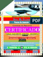 (Kerly)Certificado de Promocion (2do Nivel)