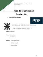 SISTEMAS DE LA PRODUCCIÓN