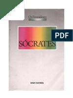 Os Pensadores - Sócrates (José Américo Motta)