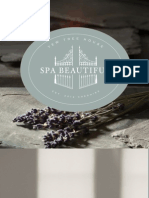 Spa Beautiful brochure