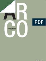 ARCO 2013 Catálogo General
