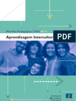 APRENDIZAGEM INTERCULTURAL [UE - 2001]