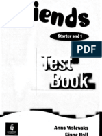 Friends Starter-1 Test Book