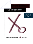 109850741 Georges Bataille Lo Imposible