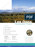 Los Osos sewer project status report
