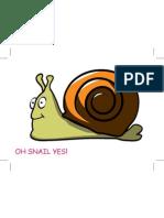 Week 8 Snail Lab