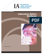 OSHA3404laboratory Safety Guidance