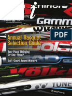 201304 Racquet Sports Industry