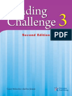 Reading Challenge 3 2nd Ed SB