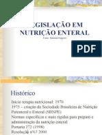 LEGISLAÇÃO EM NUTRIÇÃO ENTERAL (1)