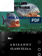 About Piranha Fish