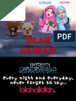 Present Titas-Islam Hadhari
