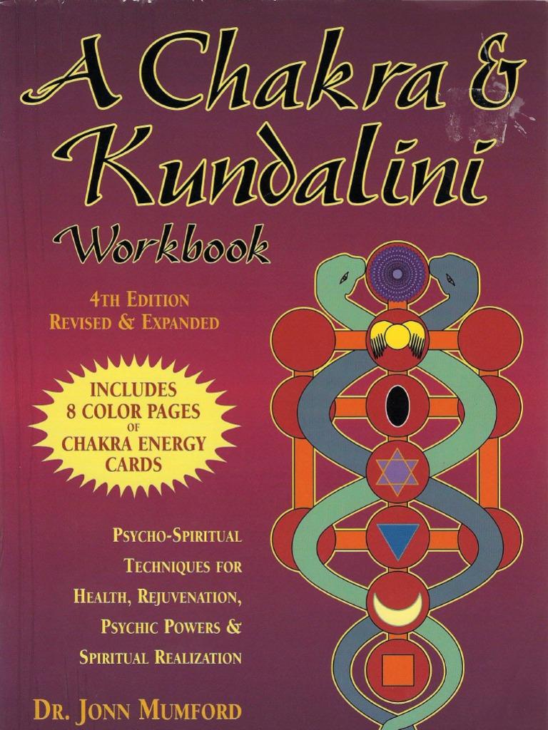 Chakra and Kundalini Workbook | Yoga | Hatha Yoga