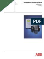 caudalimetros electromagneticos