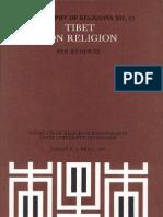 Tibet Bon Religion a Death Ritual of the Tibetan Bonpos