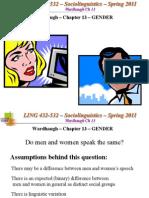 SociolinguisticsWardhaugh Ch 13