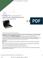 Cambiar el disco duro a un Netbook Dell™ Inspiron™ 1110 « @uyanet