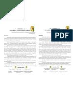 Documento Peronismo Unido