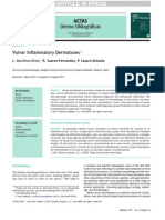 Vulvar Inflammatory Dermatoses