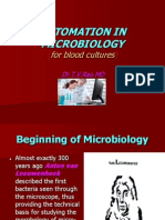 AUTOMATION IN MICROBIOLOGY (for blood cultures).pptx