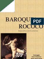Baroque and Rococo Art History