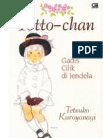 Sinopsis Novel Totto-chan