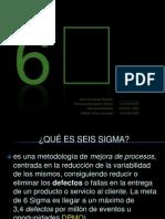 presentacios 6sigma