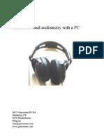 Audiometro Manual