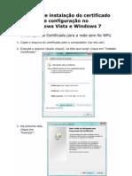 Manual Wifi Windows Vista 7