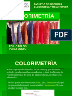 w...Colorimetria